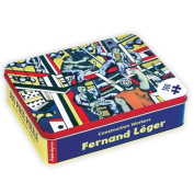 Fernand Leger Construction Workers 300 Piece Puzzle