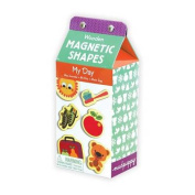My Day Shapes Wooden Magnetic Set