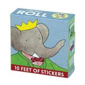 Babar Sticker Roll