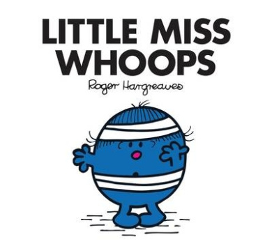 Little Miss Whoops (Little Miss Classic Library)