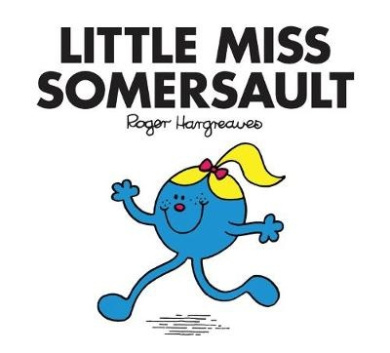 Little Miss Somersault (Little Miss Classic Library)
