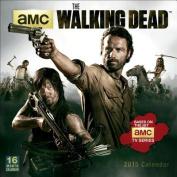 The Walking Dead 2015 Wall Calendar