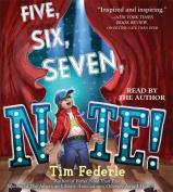 Five, Six, Seven, Nate! [Audio]