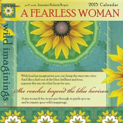 2015 A Fearless Woman Mini Wall Calendar