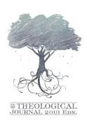 CCDA Theological Journal