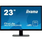 IIYAMA XU2390HS-B1 - 23Wide Screen TFT-LCD : LED Backlight : Black Case : Full HD Panel : IPS (Manufacturer's SKU:XU2390HS-B1)'