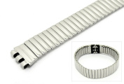 Replacement Stainless Steel Expanding SWATCH Watch Strap 17mm