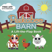 Peekaboo Barn [Board Book]