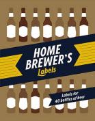 Home Brewer's: Bottles of Beer