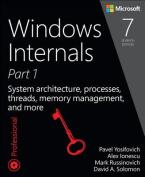 Windows Internals, Part 1