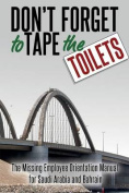 Don't Forget to Tape the Toilets