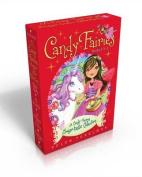 A Candy Fairies Sugar-Tastic Collection Books 5-8