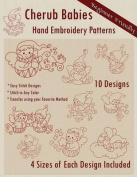 Cherub Babies Hand Embroidery Patterns