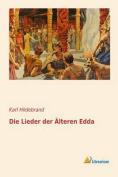Die Lieder Der Alteren Edda [GER]