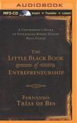 The Little Black Book of Entrepreneurship [Audio]