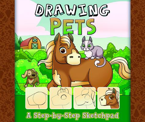 Drawing Pets A Step By Step Sketchpad