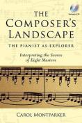 MontParker Carol the Composers Landscape Pianist as Exporer Bam book/CD