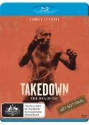 Takedown: The DNA of GSP [Region B] [Blu-ray]