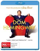 Dom Hemingway [Region B] [Blu-ray]