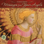 Messages from Your Angels Doreen Virtue 2015 Wall Calendar