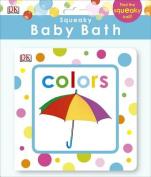 Squeaky Baby Bath: Colors