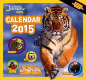 National Geographic Kids Calendar