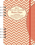 Retro Days Do It All Planner