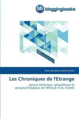 Les Chroniques de L'Etrange (Omn.Bloggingboo)