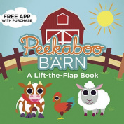 Peekaboo Barn Board Book [Board book]