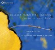 Cello and Piano Meditations [Audio]
