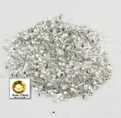 1000pc Rhinestones Round 3mm - 10ss flatback Crystal Clear CLR