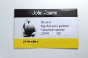 John James Glovers Needles, Size 1
