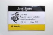 John James Glovers Needles, Size 10