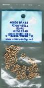 American Tag Lost Art Treasures (40850) Brass Pinwheel Mini Stars