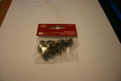 "24 'Hammered Look"" Upholstery Tacks. New in Package 1.3cm Nail Length; 1cm Head Wrights"