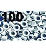 American Tag Company Eyelet 40418 White 3/16