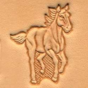 Tandy Leather Craftool Running Horse Stamp 88311-00