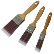 Silverline - Synthetic Brush Set 3Pce (3Pce