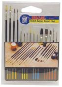 15PC Artist Brush Set