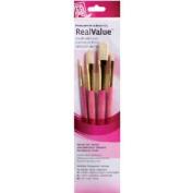 Princeton Brush Set 9183 4-Pc Natural Bristle