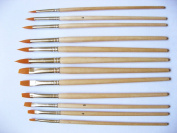 Grace Art Water Colour Brush Set WS12