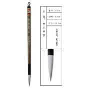 0.8x4.0cm Gongpin Shuhua Goat Hair Shuangyang Chinese Calligraphy and Painting Brush