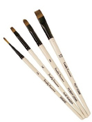 Robert Simmons Simply Simmons Value Brush Sets Rake It In Set set of 4