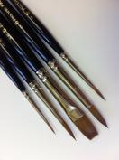 Pro Arte Prolene Watercolour & Multi Purpose Brush Set W3