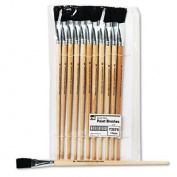 Charles Leonard Long Handle Easel Brush LEO73575