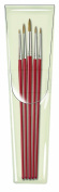 Pro Arte Sable Watercolour Painting Brush Set W9