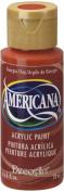 DecoArt Americana Acrylic Paint, 60ml, Country Red