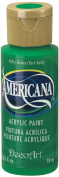 DecoArt Americana Acrylic Paint, 60ml, Kelly Green