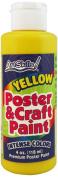 ArtSkills 120ml Poster Paint, Yellow