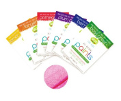 Glob Natural Paint 60ml Packet Pomegranate